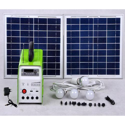 Solar Home Lightining Kit