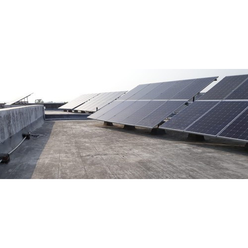 Solar Gross Metering Rooftop System