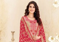 Embroidered Punjabi Suit