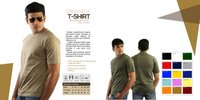 Pale Green Crew Neck T Shirts