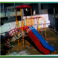 Kids Multi Play Slide SNS - 108