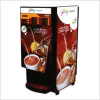 6 Lane Hot Beverage Vending Machine