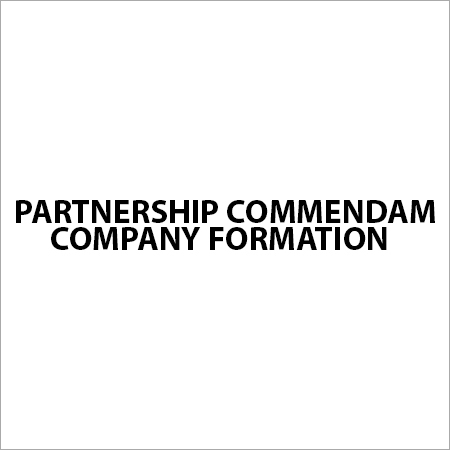 Partnership Commendam Company Formation Services