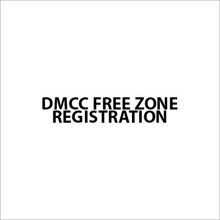 DMCC Free Zone Registration Services