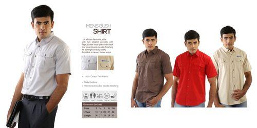 Fancy Mens Bush Shirts