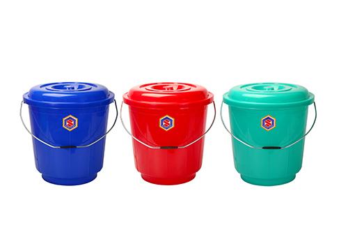 20 Ltrs Plastic Bucket
