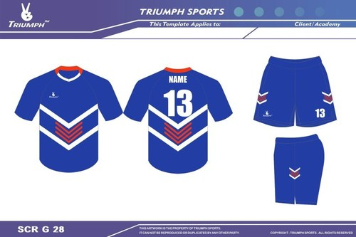 Affordable kabaddi uniform