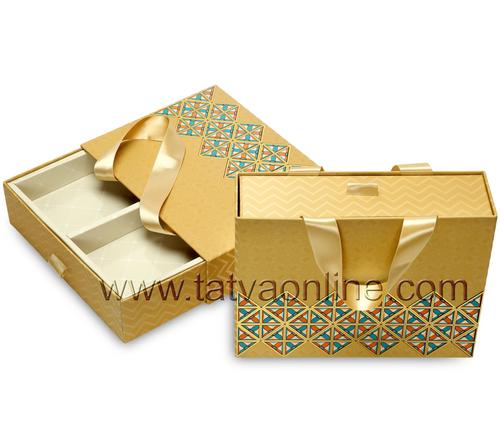 Gold Bag Boxes