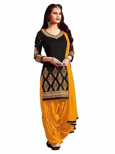 Punjabi Patiala Salwar Suits