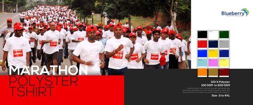 Marathon Promotional T Shirts