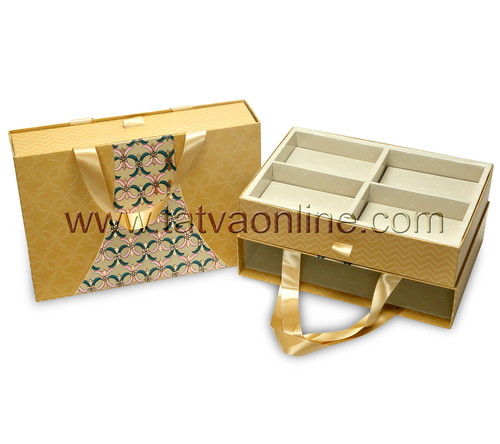 Gold Large Bag Box