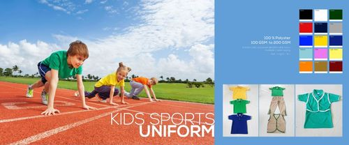 Kids Sports Uniforms
