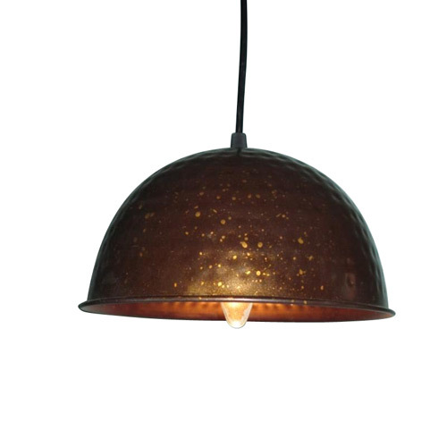 Metal Dome Pendants