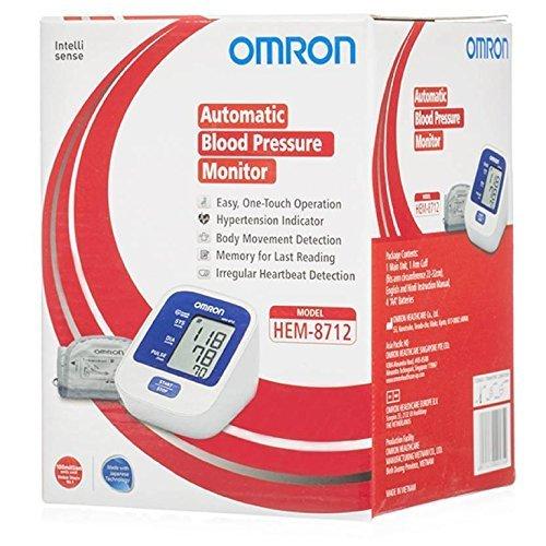 Omron Bp Monitor -8712