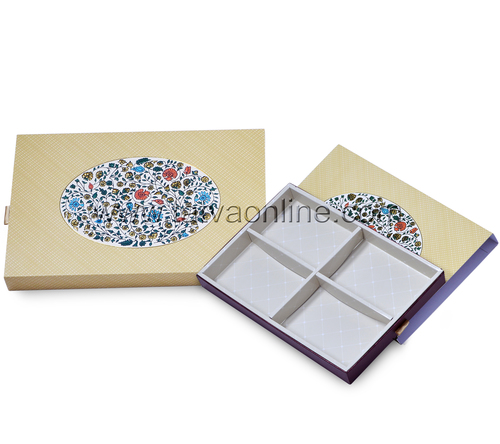 Designer Dry Fruit Sleeve Box