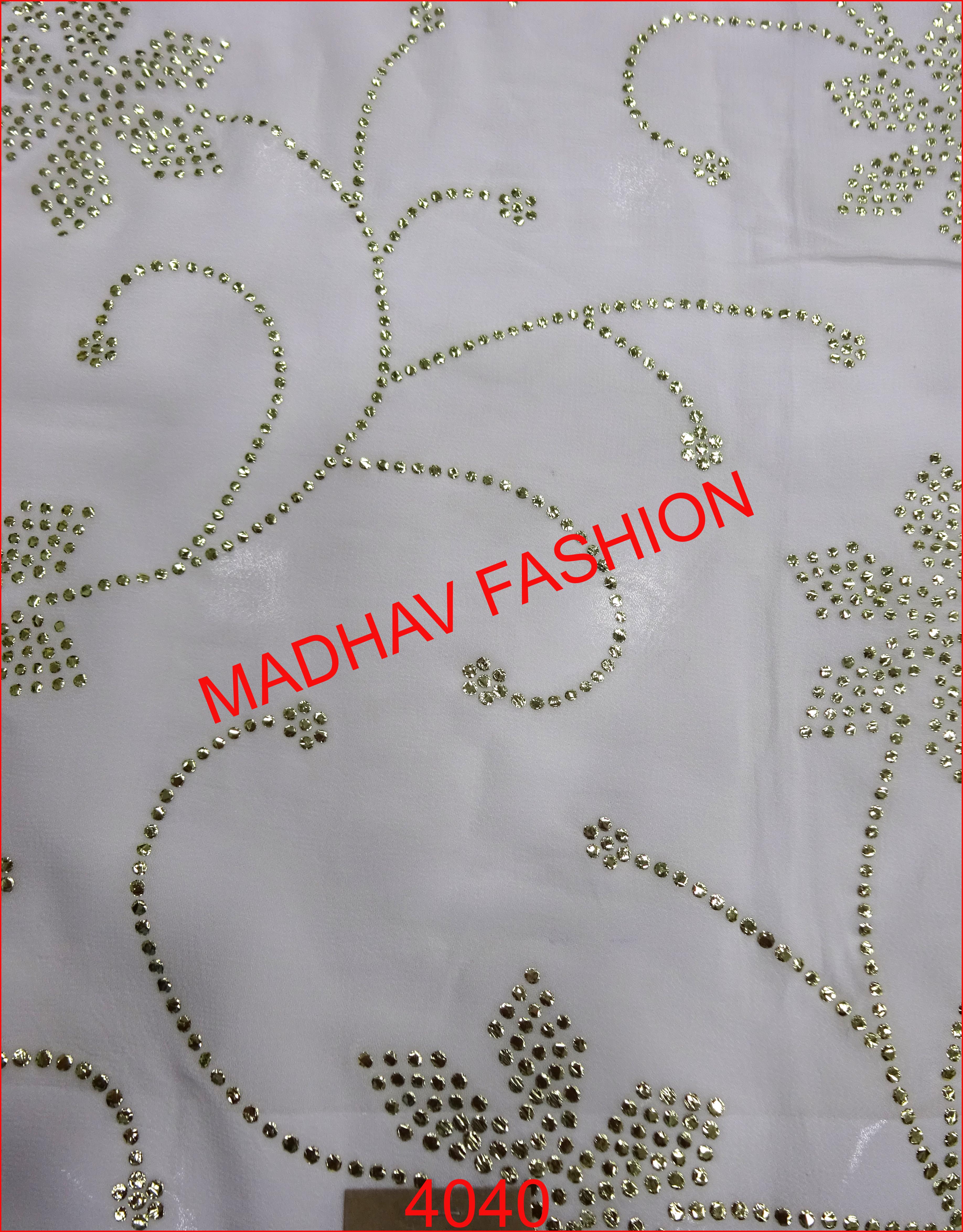 Mukesh Embroidery Work