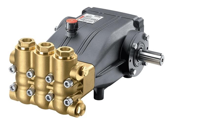 Triplex Reciprocating Plunger Pump
