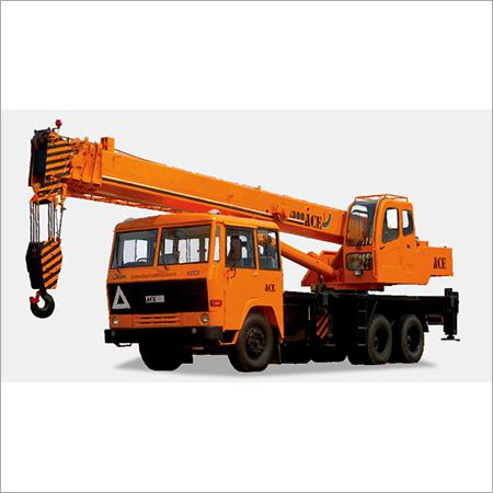TM 300 Truck Mounted Crane