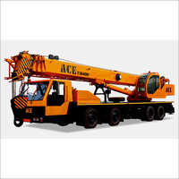 TM 400 Truck Mounted Crane