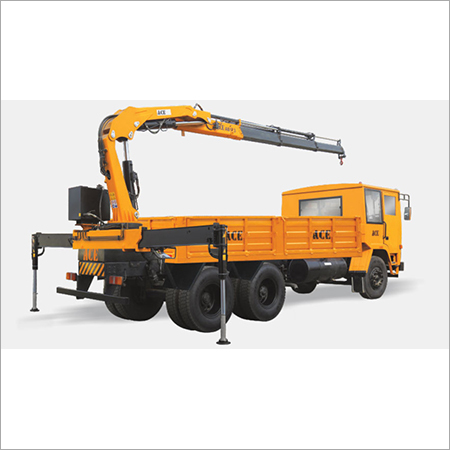AB 163 Lorry Loader Cranes