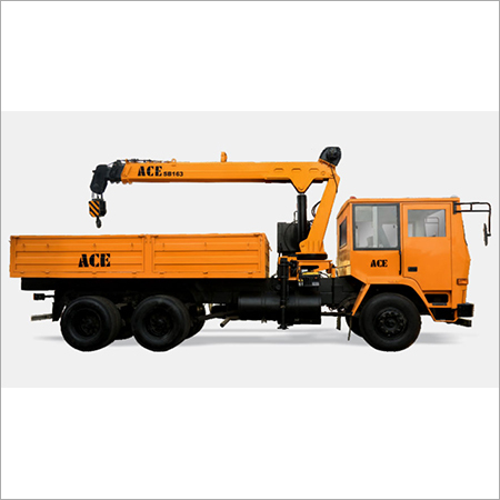 SB 123 Lorry Loader Cranes