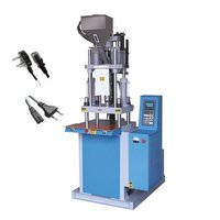 Vertical Screw  Molding Machine