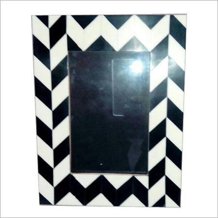Horn Bone Photo Frame