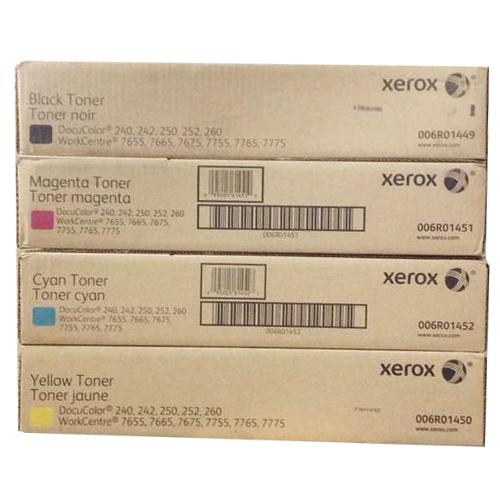 Xerox DC 250 Toner Cartridge Set