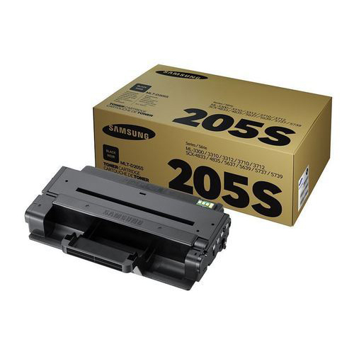 205S Black Laser Cartridge