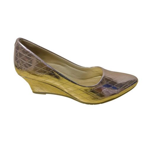 Ladies Party Wear Wedge Heel