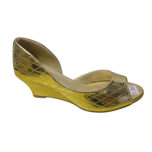 Ladies Casual Wedge Heel
