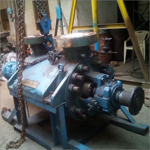 Multi Stage Boiler Pump Repair