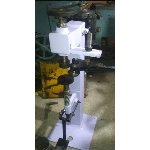 Hand Operated Can Seaming Machine