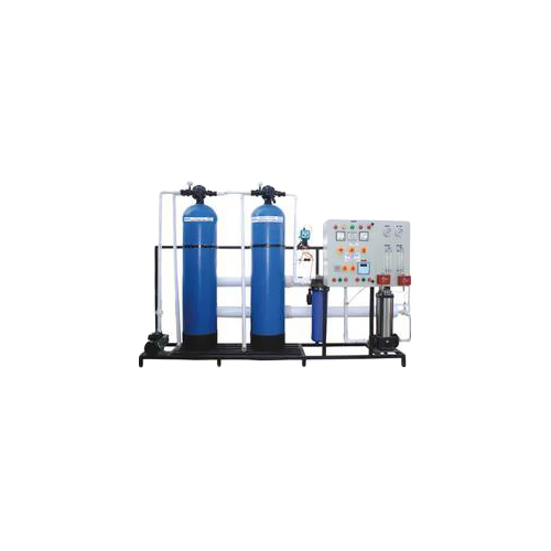 500 LPH RO Reverse Osmosis Plant