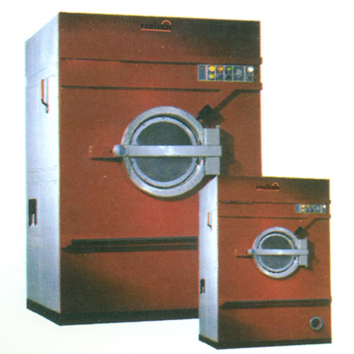 Low Spin Dry Cleaning Machine