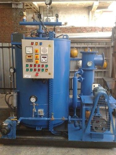 Oilfired Steam Generator