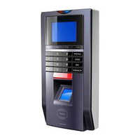 Fingerprint Attendance Cum Access Control System
