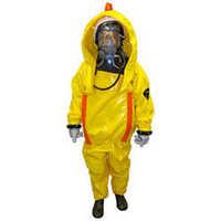 Chemical Fire Suit
