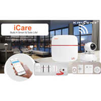 WIFI and GSM Based Intruder Alarm System (iCare)