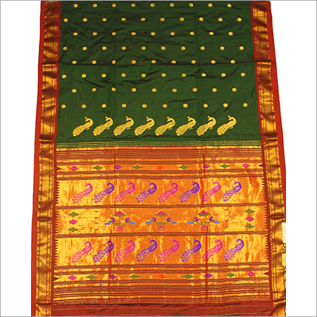 Fancy Paithani Saree