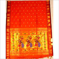 Ladies Paithani Saree