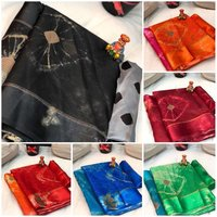 Shibori special hit pe hit  super soft Kota cotton sarees )DNHSILK8)