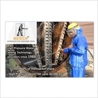 Hydrojetting Cleaning Services