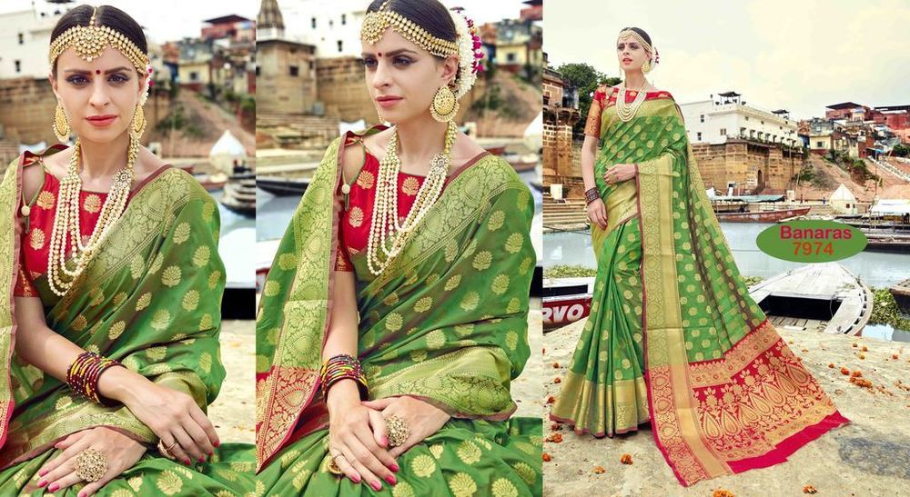 Traditional Banarasi Silk sarees online