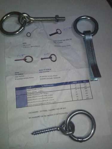 Iron Screw Ring