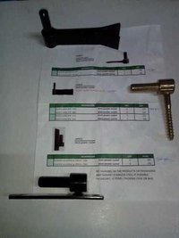 Motor Coupling Key