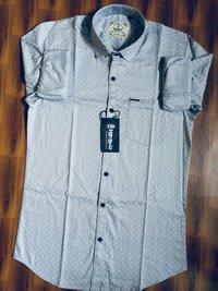 Long Sleeve Casual Satin Shirt