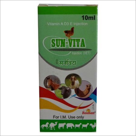 Sun-Vita Vitamin Injection