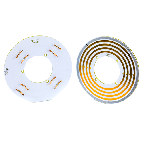 4 Circuits 5A Pancake Slip Ring