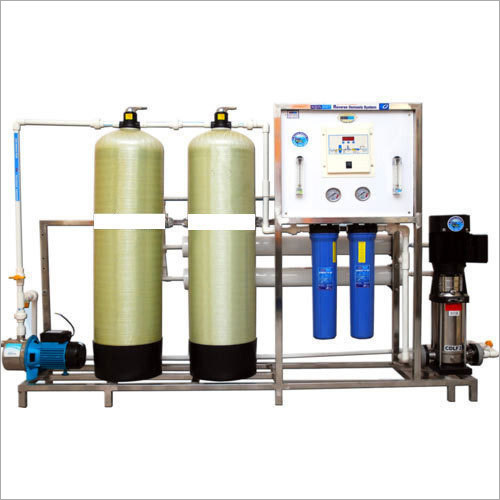 500 LPH Industrial RO Reverse Osmosis System